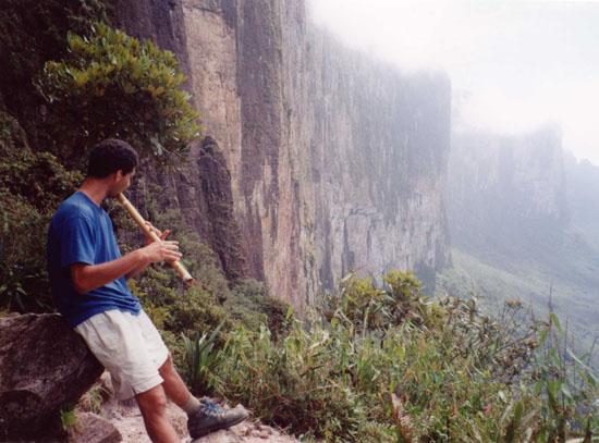 2001 Venezuela Bansuri Roraima Kerry Kriger