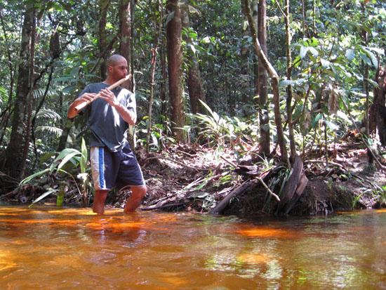 2008 Brazil Amazon Flute Kerry Kriger