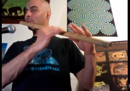 Kerry Kriger Bamboo Flute Music