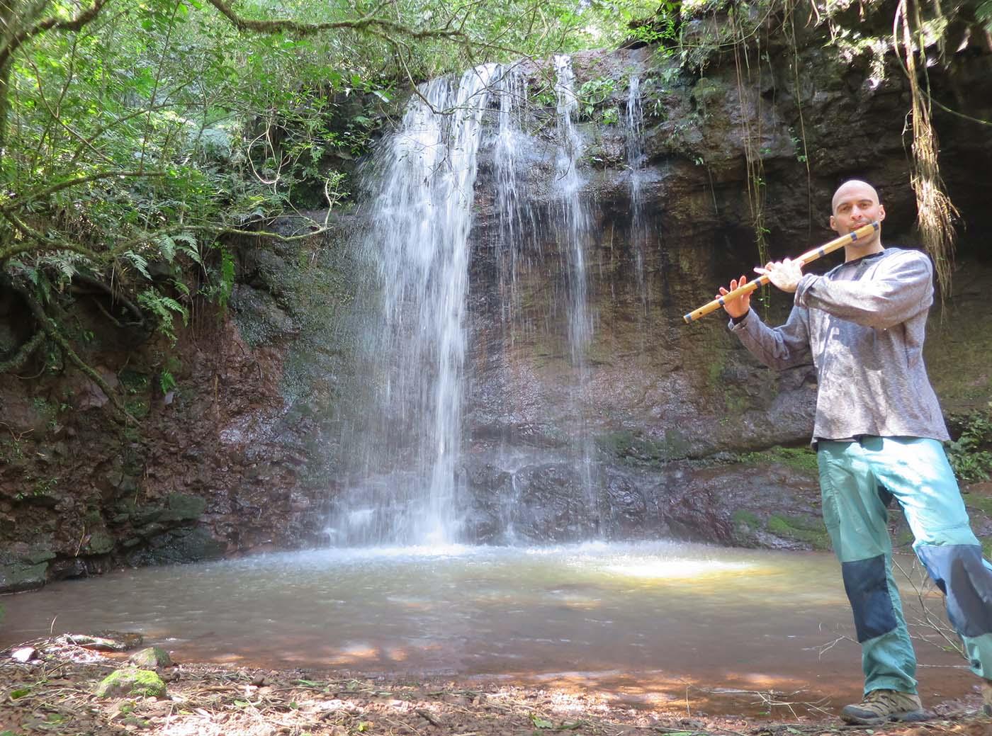 Argentina Misiones flute Kerry Kriger 2016