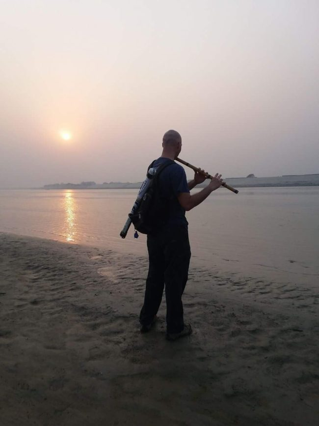Bangladesh Padma River Bansuri Kerry Kriger