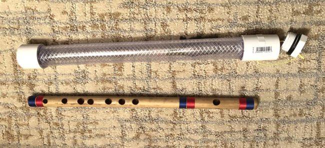 Bansuri Case Small E Clear 1400