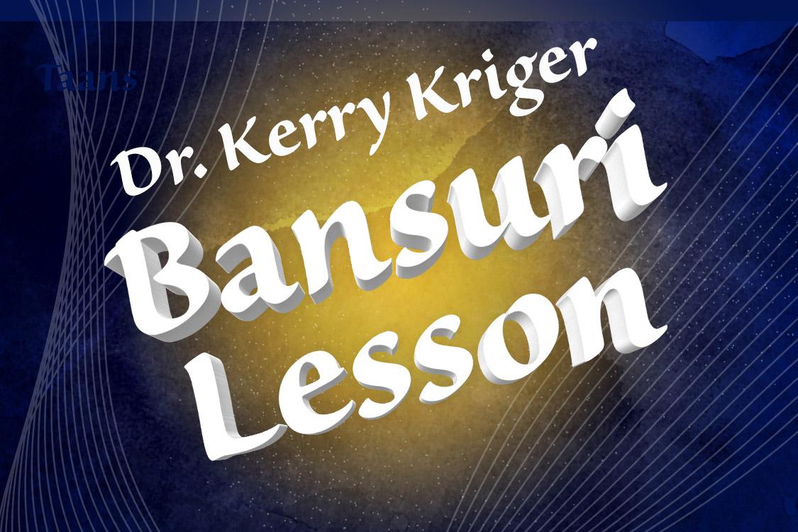 Bansuri Lesson Featured Image