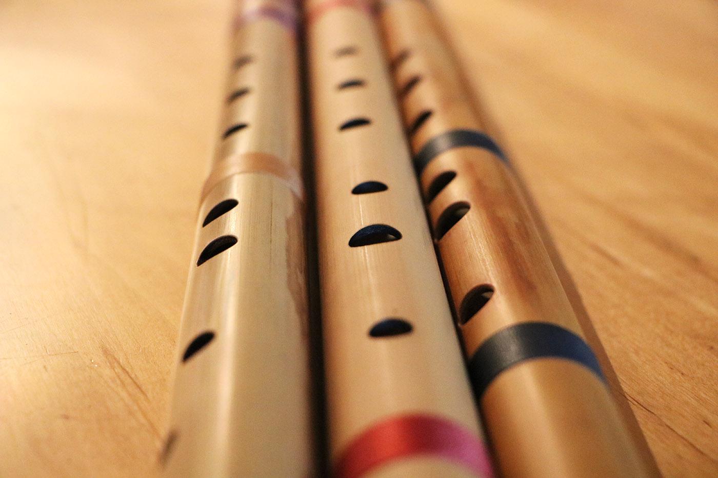 Bansuri Indian Flute Bamboo Lessons Tutorials Classes
