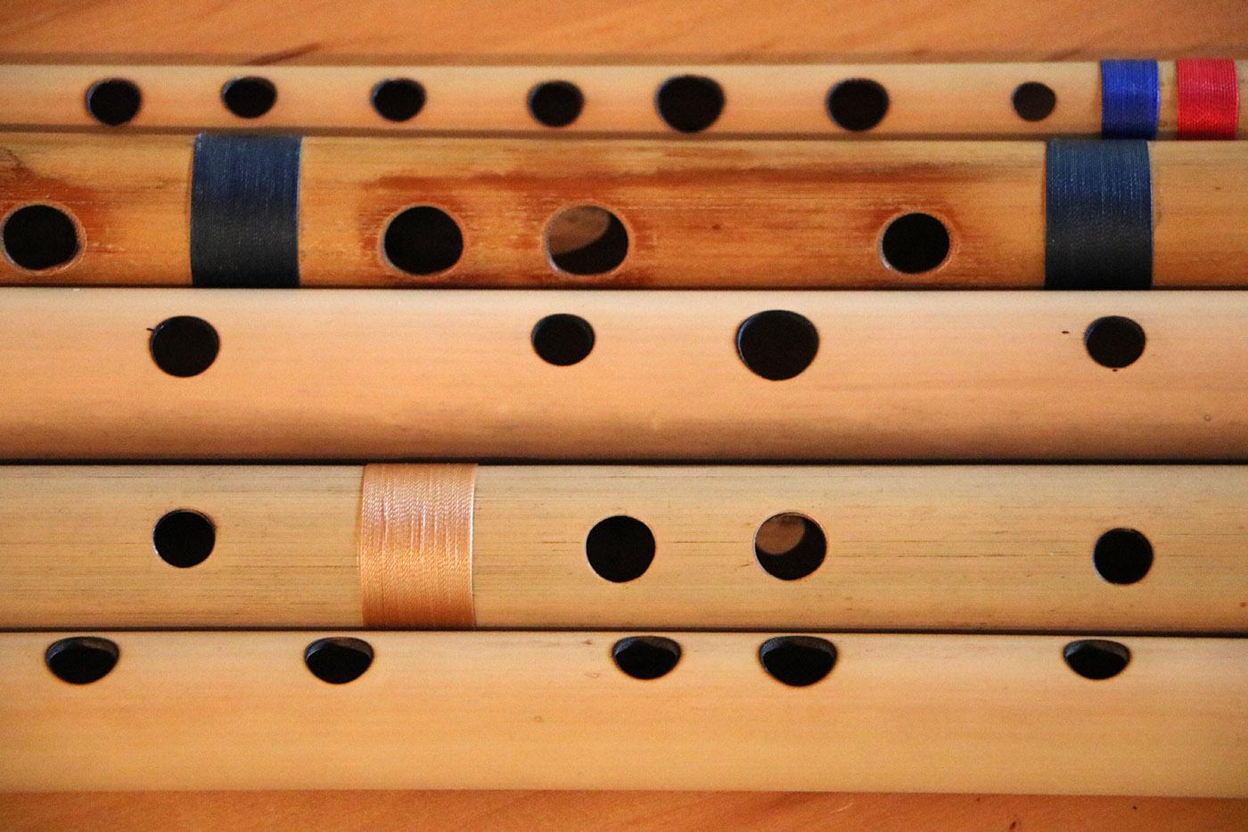 Bansuri Notation