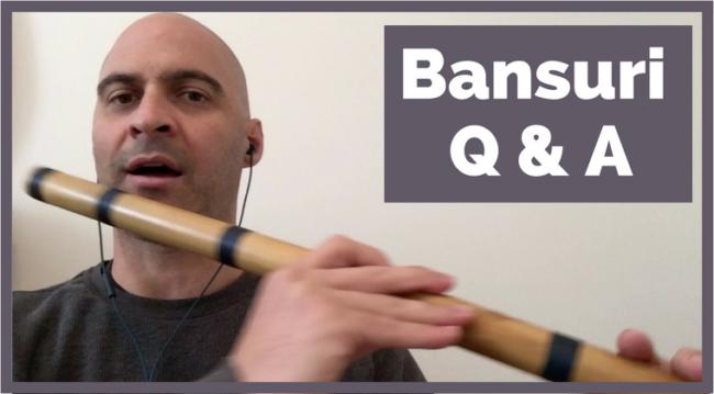 Bansuri Q & A