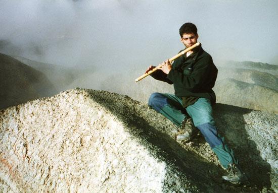 Bolivia Flute