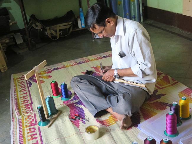 Chandra Mohan Saggam Flute Maker