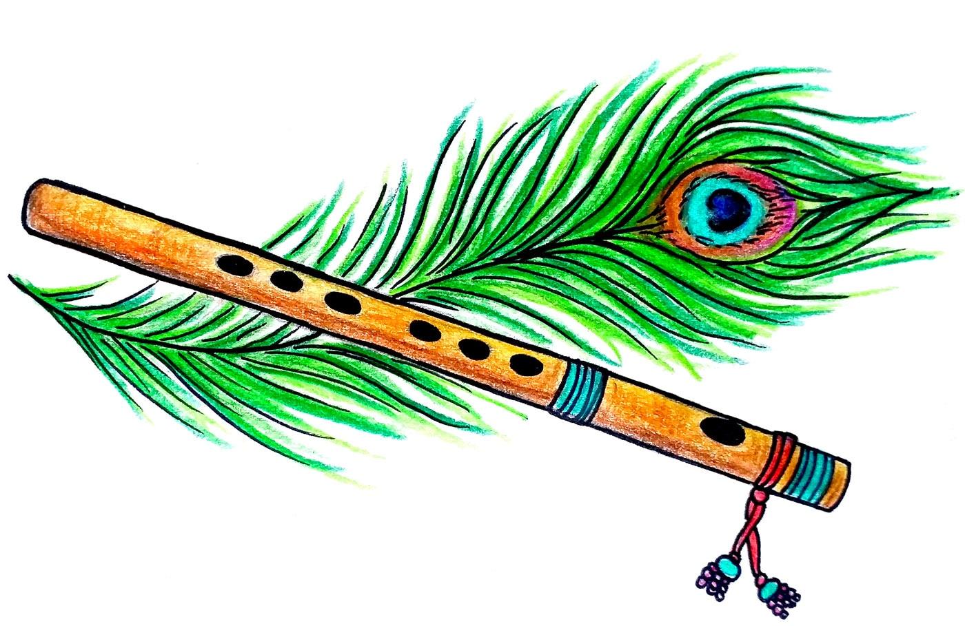Bamboo Flute Art Monica Valer