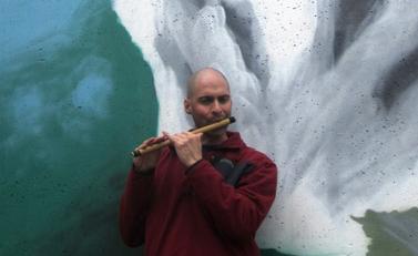 Kerry Kriger Bansuri Washington 2012