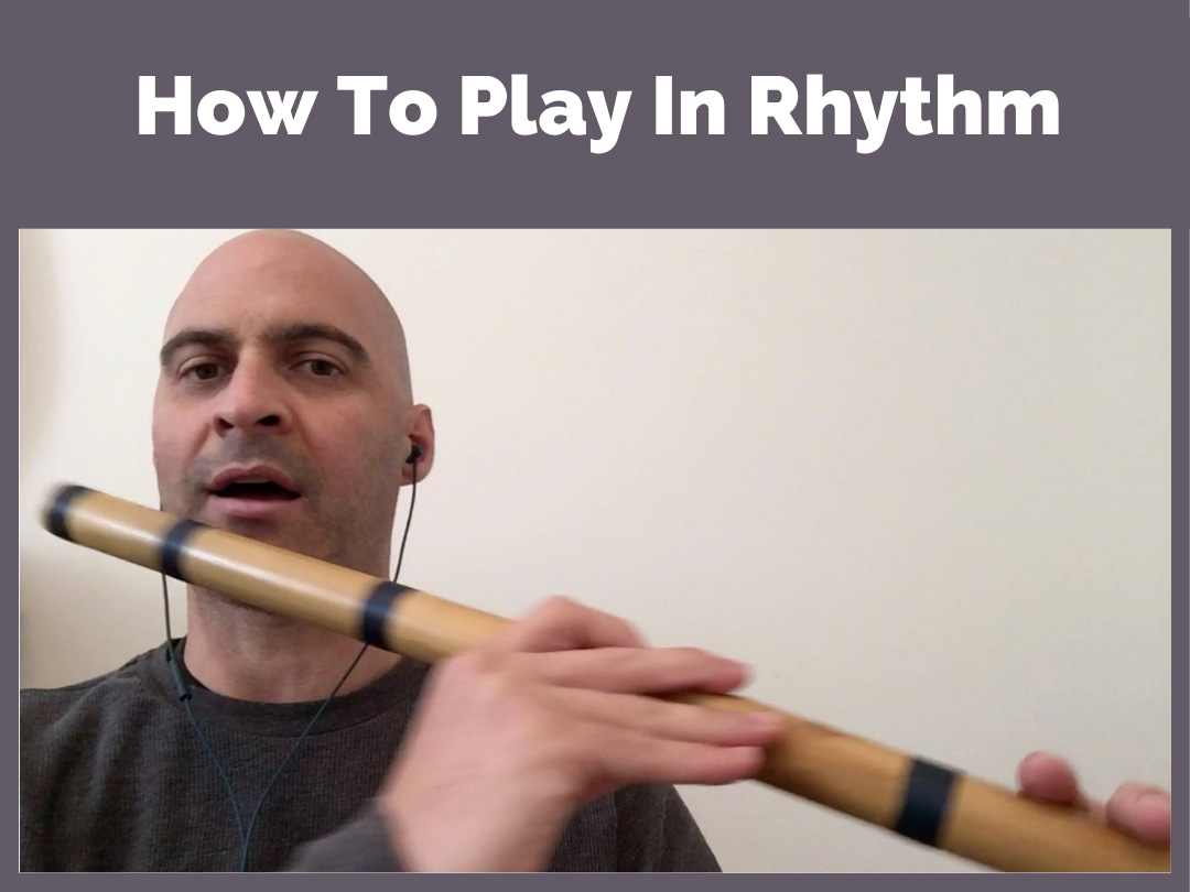 How To Play In Rhythm
