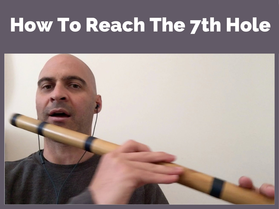 How To Reach The 7th Hole