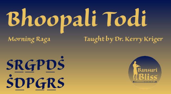 Bhoopali Todi Composition