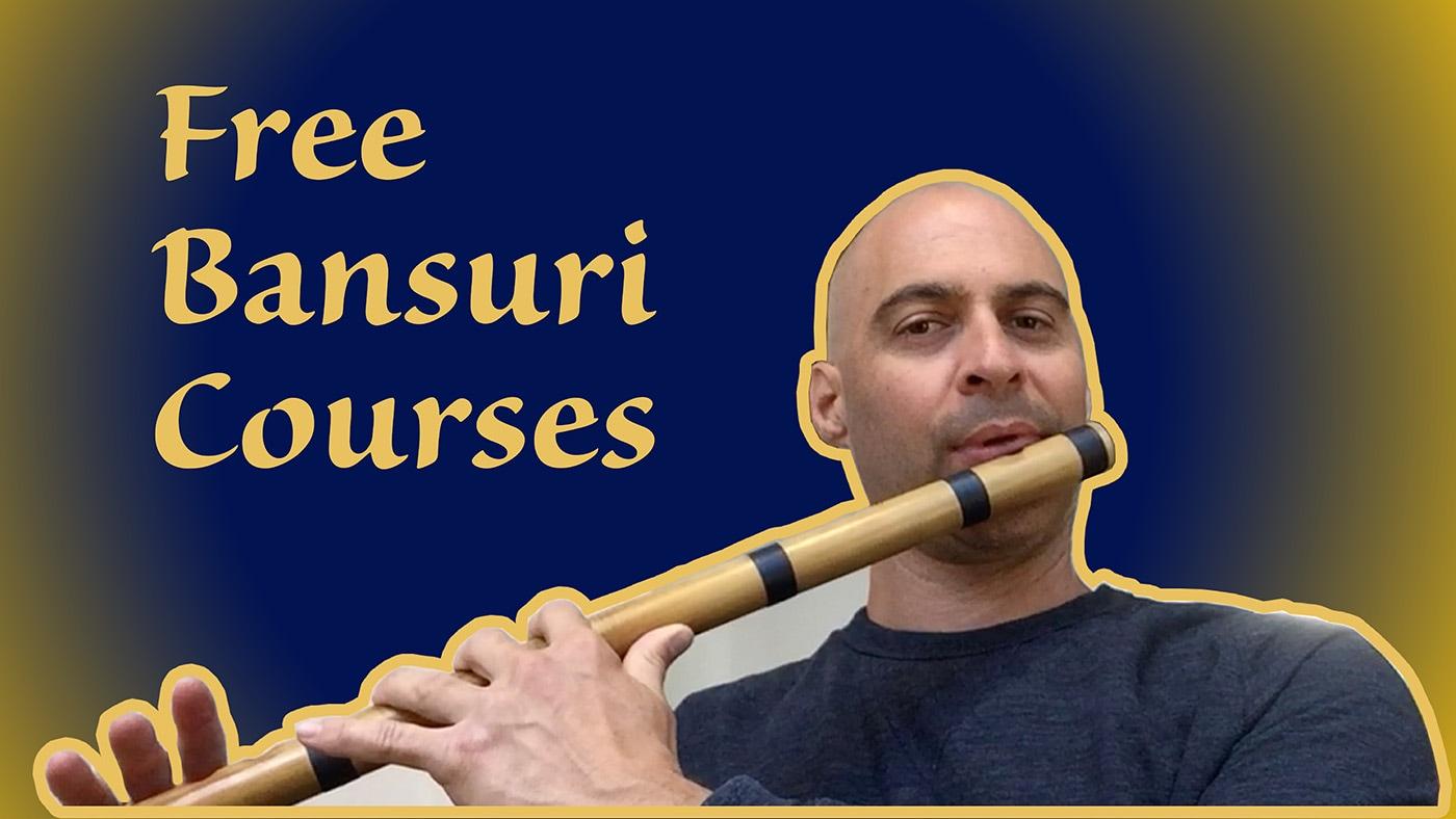 Free Bansuri Tutorials Online
