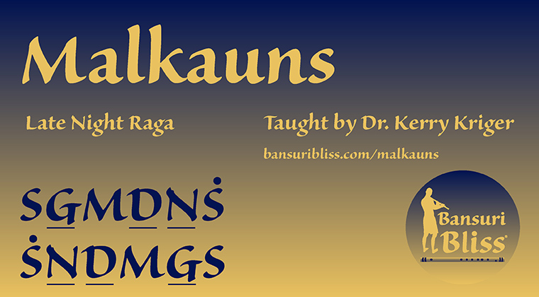 Malkauns Bansuri Tutorials