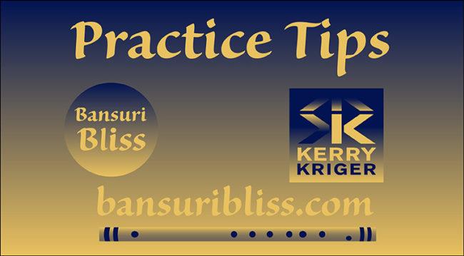 Practice Tips Bansuri