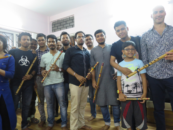 bansuri bliss calcutta music academy