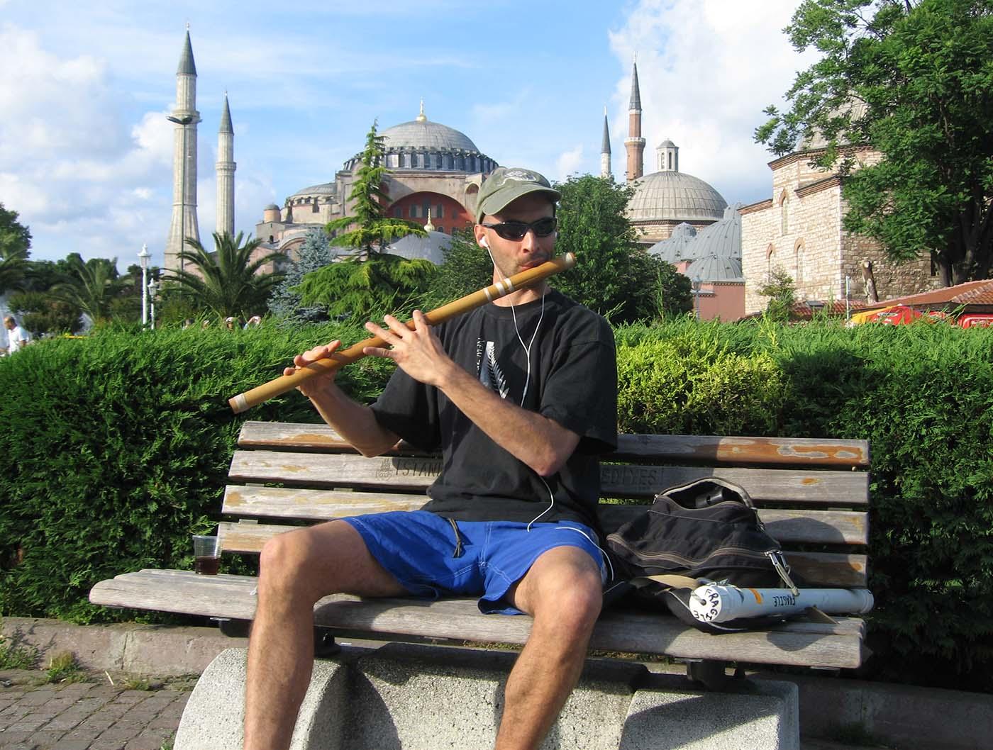 Flute Istanbul Turkish