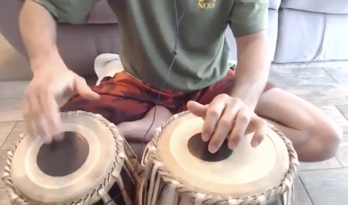 Tabla Ektal Rhythm 12-Beats