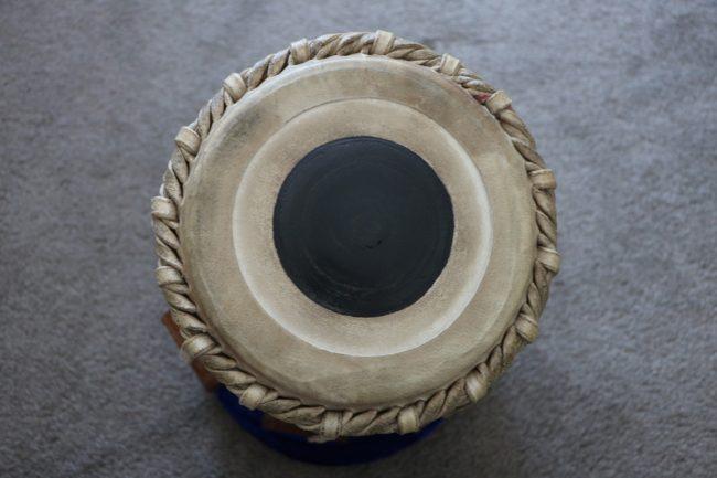 Tabla Single Drum Overhead