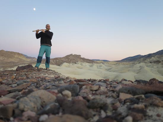 Hansadhwani flute lessons gamaka