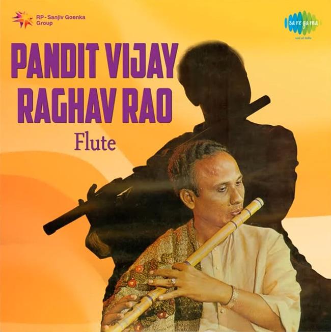 Vijay Raghava Rao Bansuri India