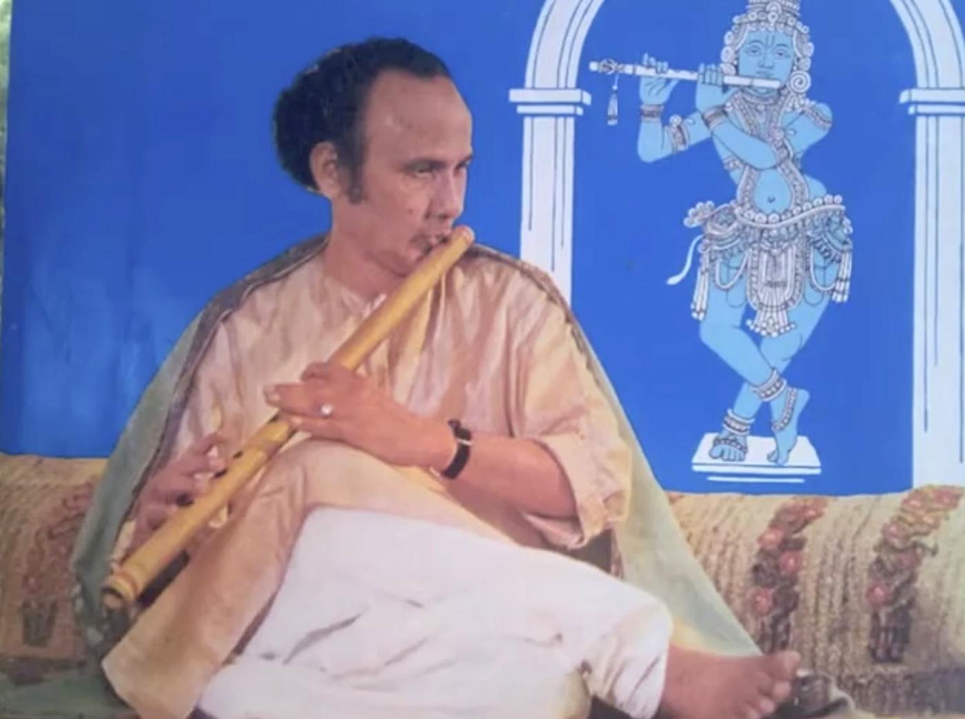 Vijay Raghav Rao Live Concert Photo Bansuri Master