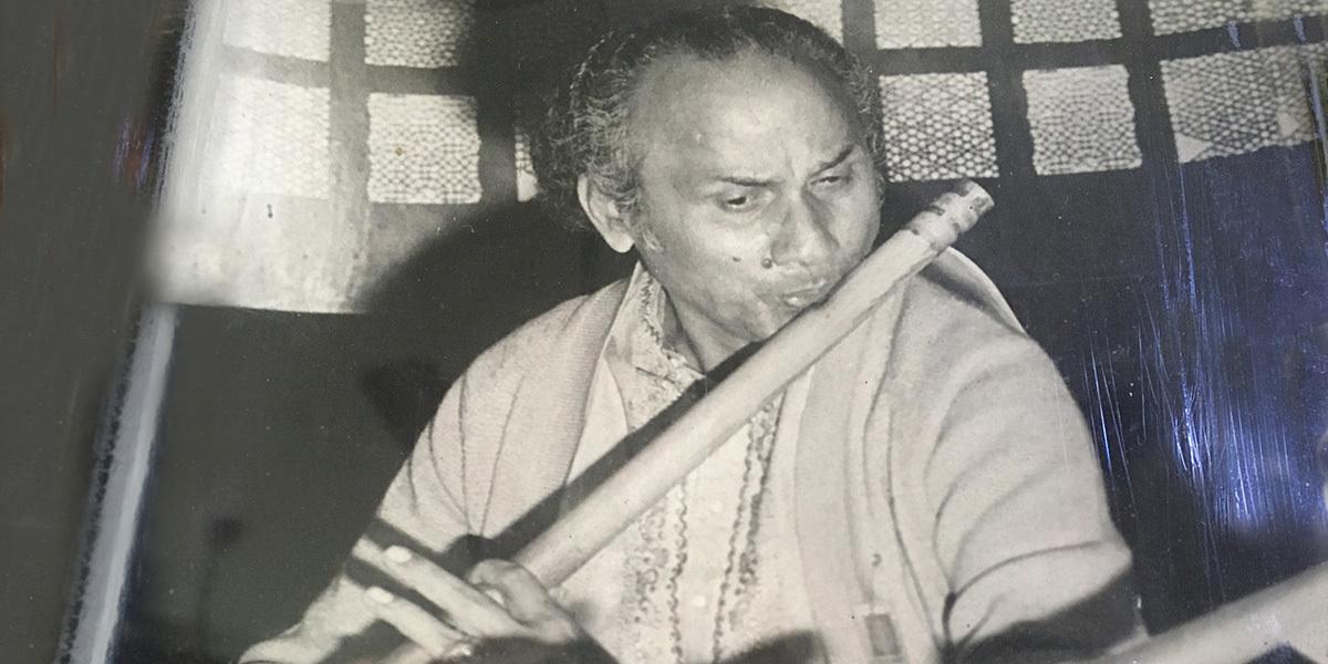Vijay Raghav Rao bansuri master