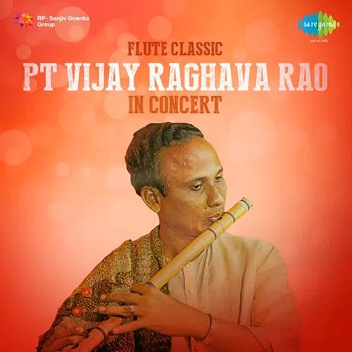 Vijay Raghava Rao in Concert - Bamboo Flute